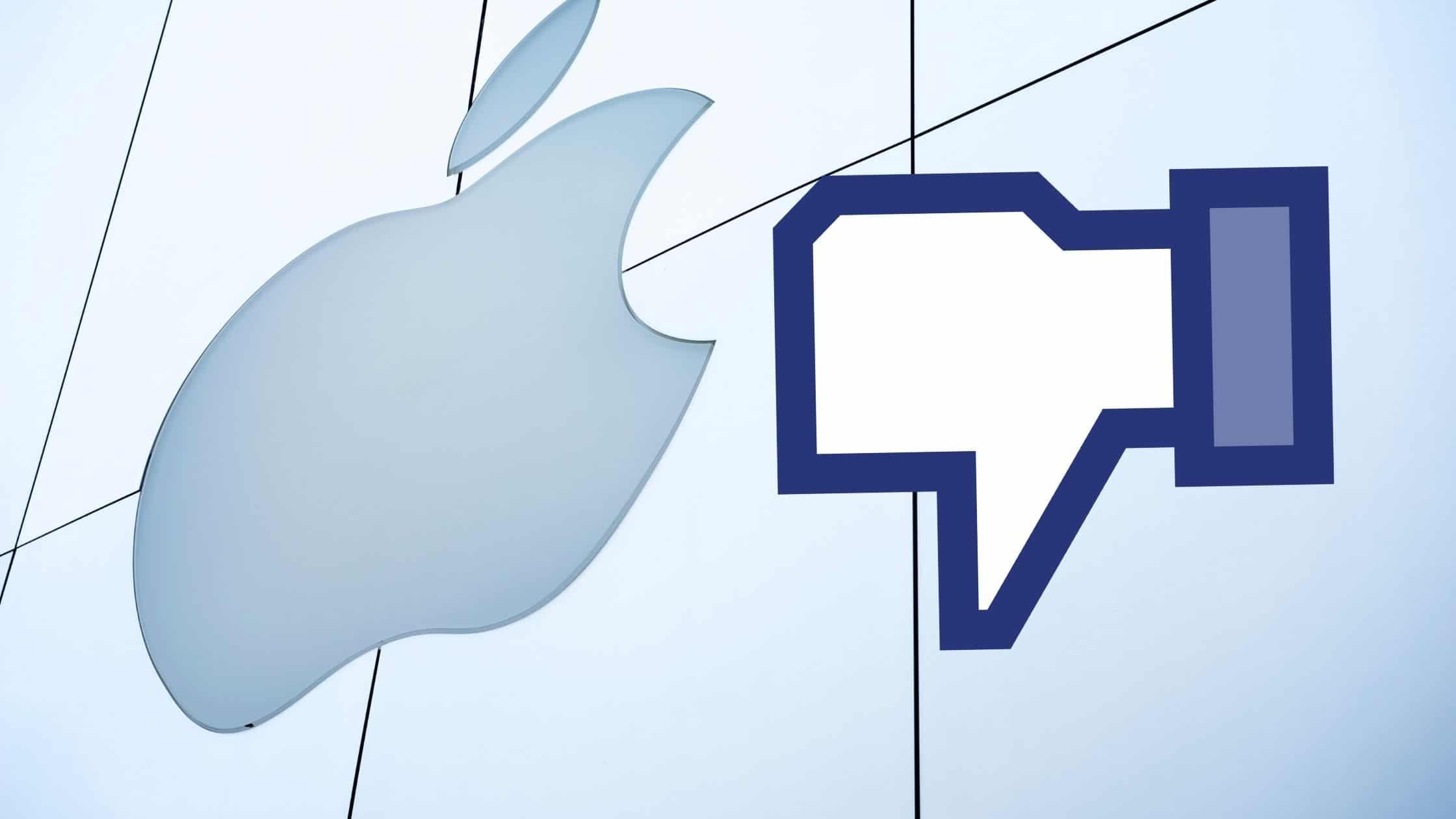 Facebook iOS 14 update